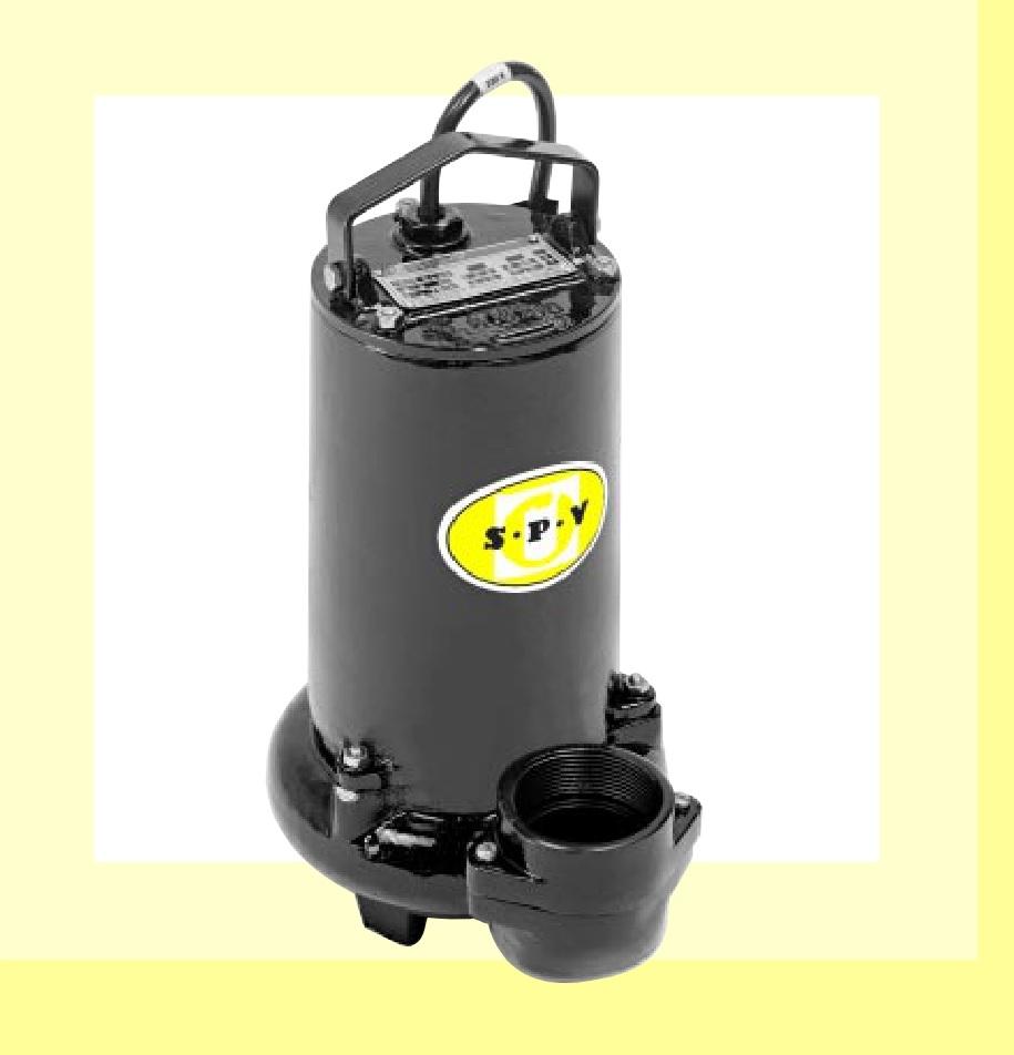 Bomba Submersível – SPV EG 400