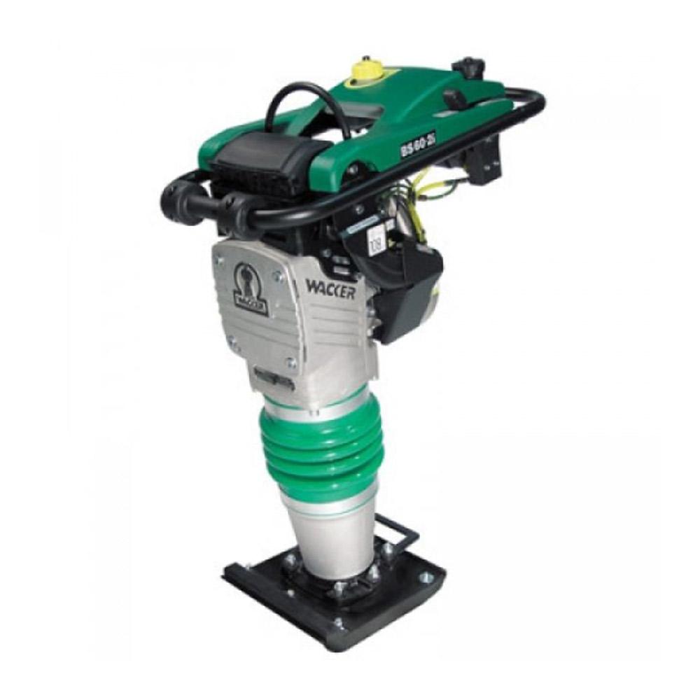 Locação de Compactador de Solo (Gasolina)