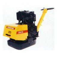 Locação de Placa Vibratória (Diesel) – DYNAPAC CM20
