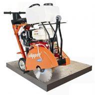 Locação de cortadora de piso e asfalto (Serra Clipper)